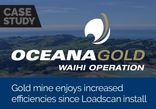 Gold mine enjoys increased efficiencies since Loadscan install